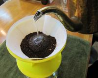 ペーパードリップ:コーヒーの入れ方